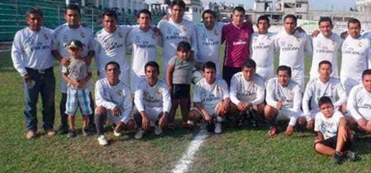 Deportivo Huejutla en la cima del torneo