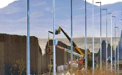EU cancela construcción del muro fronterizo con México