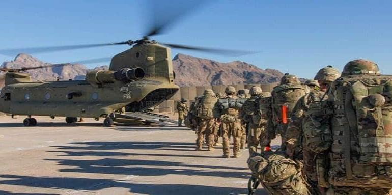 Inició retirada de EU y OTAN de Afganistán