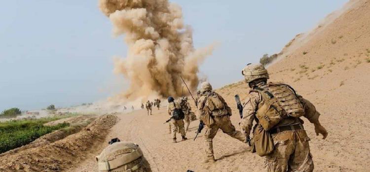 Abatió el Ejército a más de 100 talibanes
