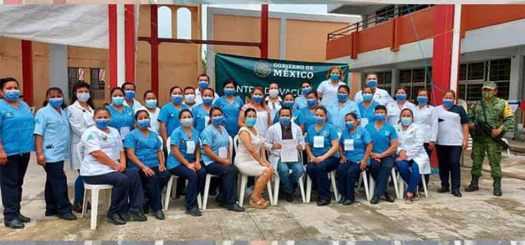 Destaca labor del Centro de Salud