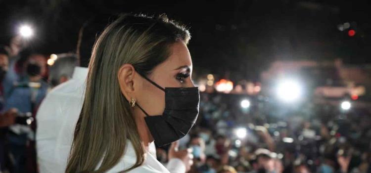 Hija de Salgado, nueva candidata de Morena