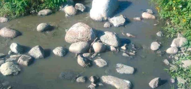 Exhortan a verificar los arroyos contaminados