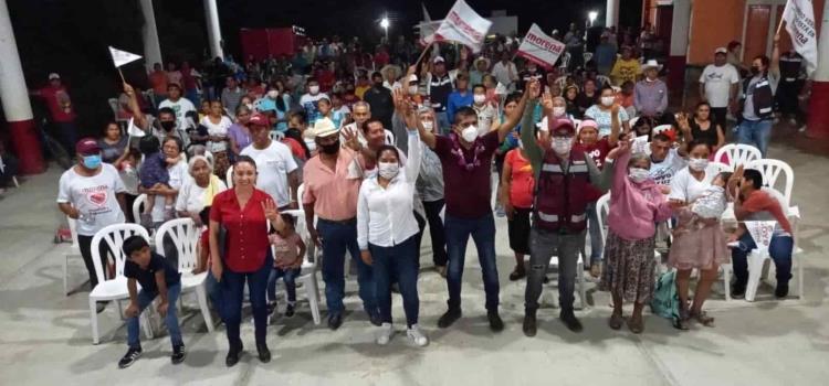 15 MDP anuales para Ejido Chalco