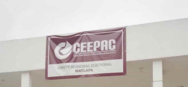 No habrá en el municipio debate de candidatos