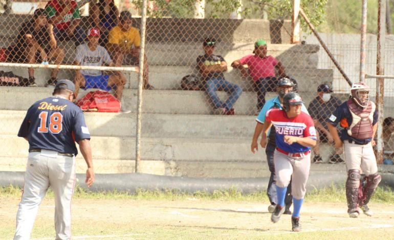 Buenos encuentros se registran en softbol