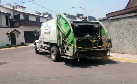Hallaron cuerpo de una bebé en camión de basura