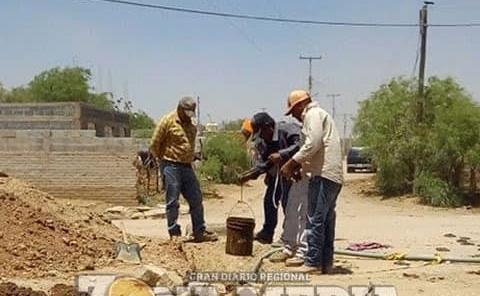 Rehabilitan la red de drenaje