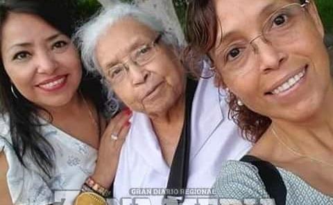 Volvieron a su tierra Doña Piedad e hijas