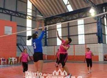 Voleibol en el TOP 3