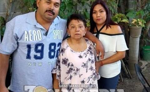 Envuelta de amor Conchita Hernández
