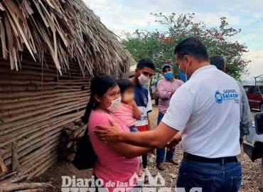 Pobladores se suman al proyecto de Chamy