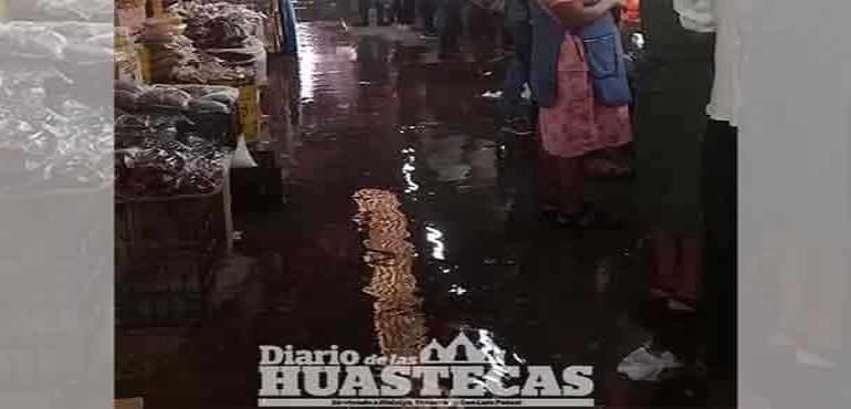 Lluvias causan serios problemas