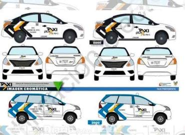 Taxis con una nueva imagen