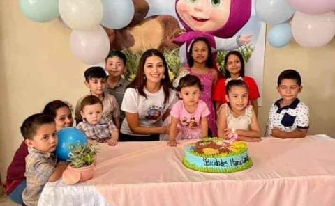 Cumpleaños de María Camila