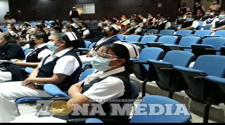 Celebraron Día Internacional de la Enfermera