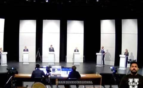 Organizar el debate fue todo un reto