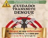 Pide prevenir el dengue