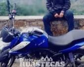 Se robaron motocicleta