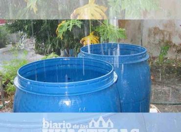 Utilizar agua de lluvia una opción