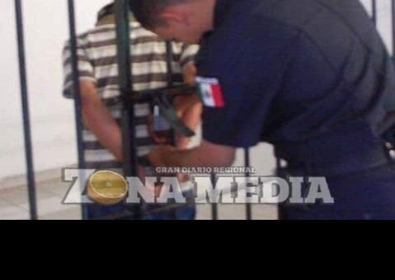 Campesino detenido Por insultar la policía