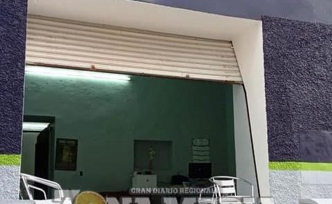 DENUNCIARON A CANDIDATA