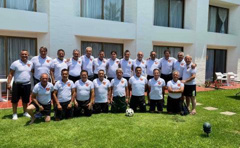 Viejas Glorias ganan la Copa Vallarta 2021