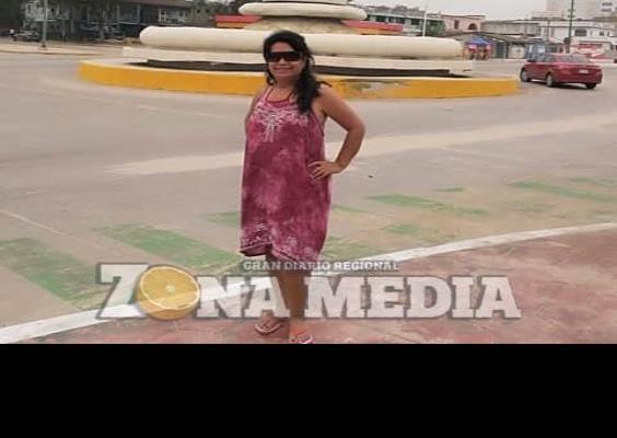Lupita paseó en Tampico