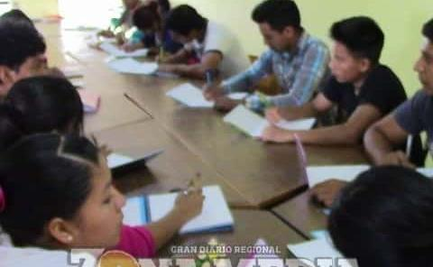 Conafe invita a jóvenes a ser líderes en educación
