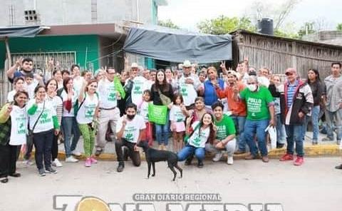 Marcela Quevedo trae Plan Contra Catástrofes