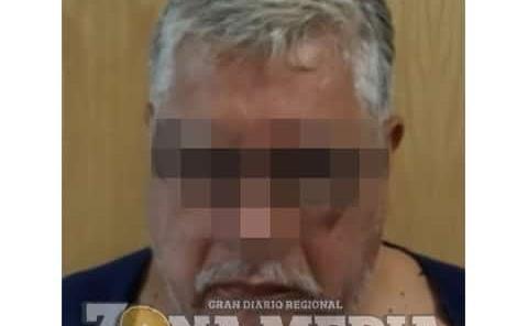 Arrestan a ex empleado de empresa financiera