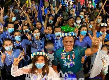 Pobladores apoyan proyecto de Chamy