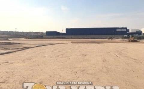Estancado parque industrial en ZM