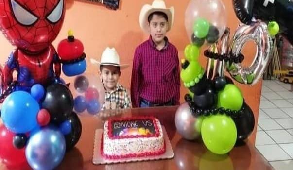 Óscar y Sergio celebraron juntos