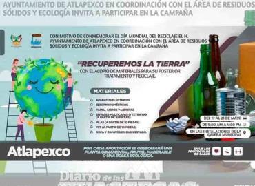 Centro de acopio para materiales reciclables