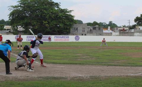 Más equipos al béisbol municipal