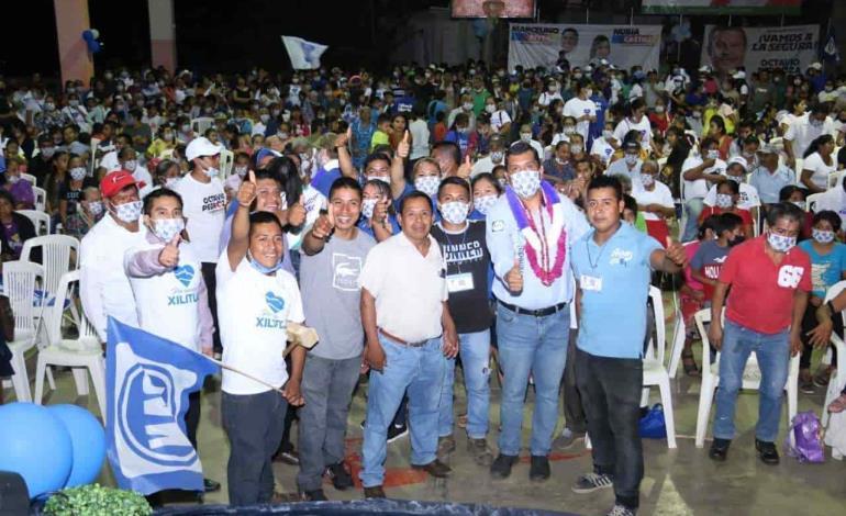 Alfredo Morán será el próximo Alcalde