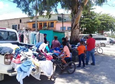 Aumenta venta de ropa usada