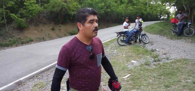 Acto pandilleril de la gente de Yoni Castillo