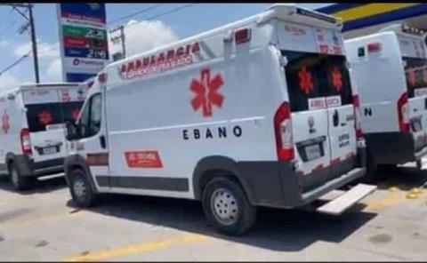 PC recibirá ambulancia