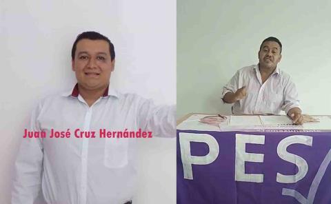 Es Juan José Hernández un candidato abusador: PES
