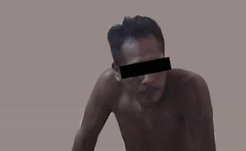 Cayó violador de una niña