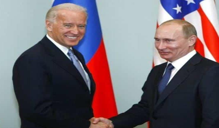 Bliden y Putin se reunirán