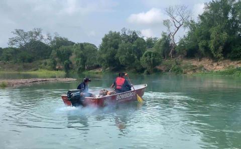 Cayó jovencito al río Tampaón
