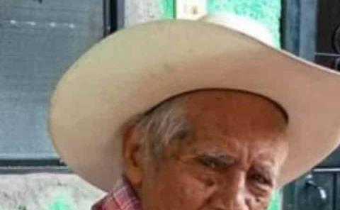Emprenden la búsqueda de abuelito extraviado