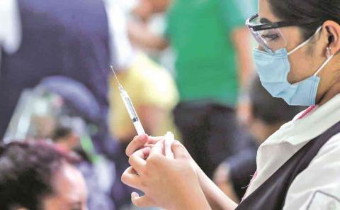 Vacunados han contraído Covid