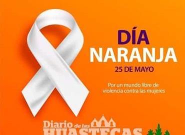 Recuerdan el Día Naranja