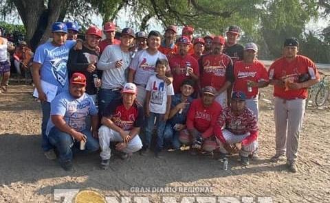 Barrio de Guadalupe lidera el beisbol