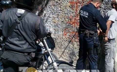 14 detenidos en redada policial