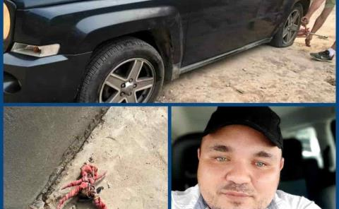 Atacan a coordinador de campaña de 'Chilo'